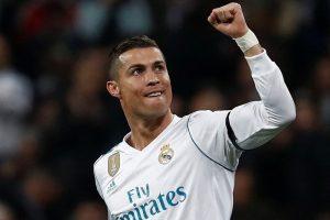 Čempionų lygoje – istorinis Ronaldo įrašas