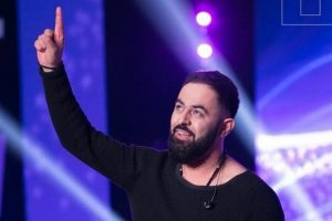 """Armėnijai """"Eurovizijoje"""" atstovaus Ukrainos televizijoje išgarsėjęs atlikėjas"""