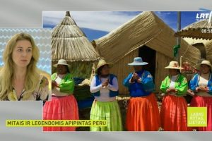 Lietuvę sužavėjusiame Peru gajus šamanizmas, o delikatesas – jūros kiaulytė