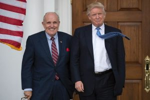 D. Trumpo teisininkas ragina ištirti procesą dėl Rusijos kišimosi į rinkimus
