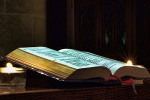 Kelmės rajone iš cerkvės pavogtos religinės knygos