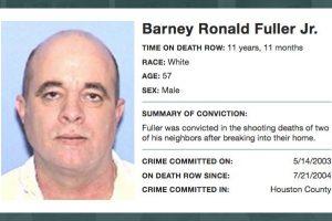 Teksase sutuoktinius nušovusiam vyrui įvykdyta savanoriška mirties bausmės