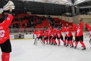 Ledo ritulio čempionatas: antra sezono dalis – nenuspėjama