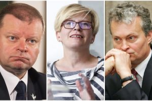 Kandidatų į prezidentus varžybos: kuris užima lyderio poziciją?