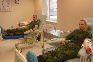 NATO karių dovana Lietuvai – gyvybė kitam
