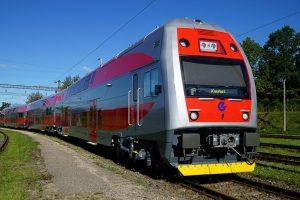 Iš Kauno į Varšuvą traukiniu – gerokai greičiau?