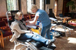 Krauju noriai dalijęsi kauniečiai: tai paprasčiausias būdas padėti kitam