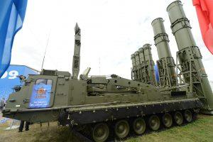 Rusija pasiuntė į Siriją oro gynybos sistemas