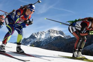 Pasaulio biatlono čempionate varžysis aštuoni lietuviai