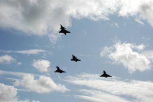 NATO susitikime Rusija kels Baltijos oro erdvės saugumo klausimą