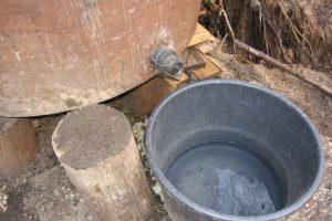 Plungės rajone sulaikyti du naminukės gamintojai