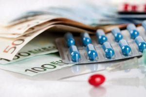Vaistų poveikis priklauso nuo jų kainos?