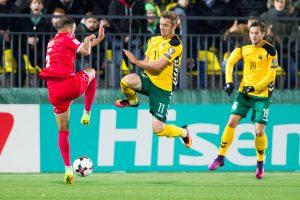 FIFA reitinge – galingas Lietuvos rinktinės šuolis