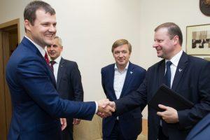 Partinės rietenos Lietuvoje – tik rūpinimasis asmenine nauda?