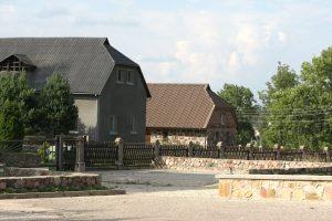 Platelių dvare – tradicinių amatų centras