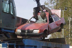 Vogtą automobilį į supirktuvę atvežusių šiauliečių laukė staigmena
