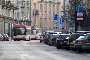 Šiaurinėje Vilniaus dalyje – sklandžiau judantis eismas