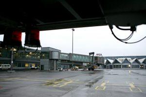 Rygos oro uoste tikimasi keleivių srauto rekordo