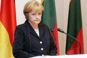 Vokietija imasi vis svarbesnio vaidmens