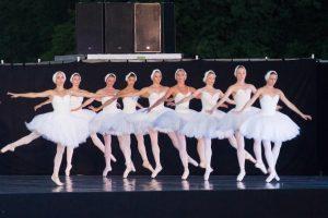 Lietuviškos baleto gulbės šoks Kinijoje