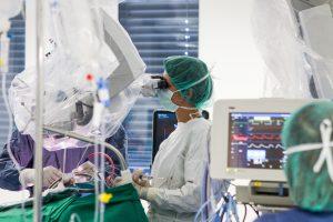 Kauno klinikose atliekama 65-oji kepenų transplantacija