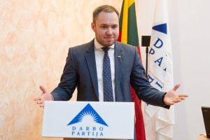 V. Fiodorovas pašalintas iš Darbo partijos