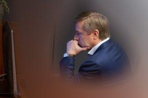 Oficialu: R. Karbauskis kuria naują tyrimų komisiją