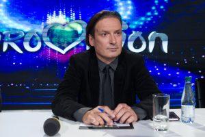"""D. Užkuraitis: nugalėti """"Eurovizijoje"""" gali būti pavojinga"""