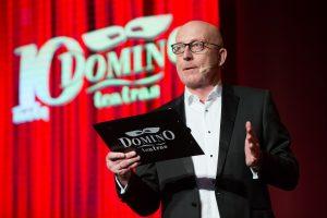 """""""Domino"""" teatro jubiliejuje – dešimt nuoširdžių """"ačiū"""""""