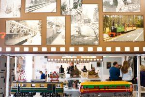 Geležinkelių muziejus švenčia 50-ties metų sukaktį