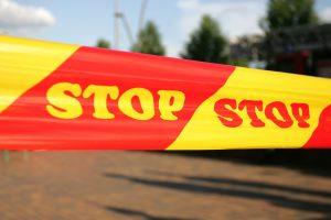 Buvusios Vilniaus ligoninės palėpėje rastas sprogmuo