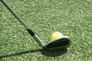 Po pertraukos grįžta pirmasis profesionalus Lietuvos golfo žaidėjas