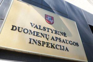 D. Beinoravičius atsiėmė kandidatūrą į Duomenų apsaugos inspekcijos vadovus