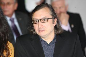 Kinematografininkų sąjungai vadovaus A. Matelis