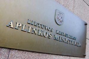 Aplinkos ministerijoje – tyrimas dėl įtartinų remonto darbų