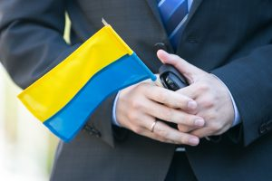 Tiesia ukrainiečiams kelią į ateitį