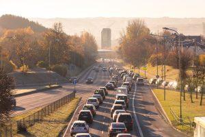 Vairuotojai, dėmesio: rytų ir pietryčių Lietuvoje – rūkas
