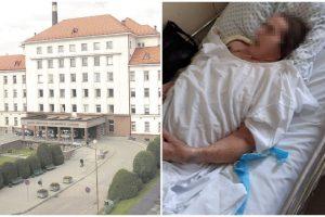 Kančių Kauno klinikose neištvėrusi moteris mirė – artimieji šokiruoti