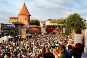 Tokio šventinio savaitgalio Kaunas seniai neturėjo (programa)