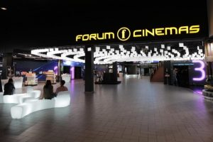 Užkliuvo: kino teatre animacinis filmas šeimai – tik rusiškai