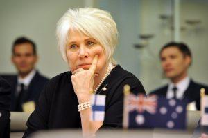 Estijoje pateikti įrodymai dėl kandidatės į prezidentus pilietybės