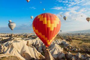 Lietuvių nuotykis: oro balionais virš Tuniso dykumų