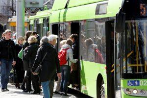 Kaip Kaune tobulinti viešąjį transportą? (kviečia į diskusiją)