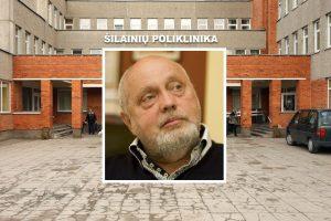Buvusiam Šilainių poliklinikos vadovui V. Obelieniui – kaltinimai kyšininkavimu