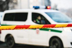 Žmogžudystė Luokės miestelyje: sulaikyti trys įtariamieji
