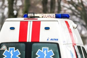 Vilniaus rajone sprogusi petarda sužalojo vyrą