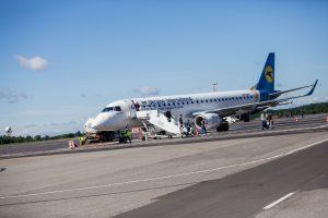 Ukrainos avialinijos žvalgosi į Kauną
