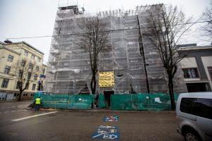 Pastatų fasadai Kaune išgyvena atgimimą: kas toliau?