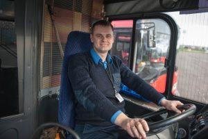 Laukia naujų autobusų, troleibusų ir ieško jiems vairuotojų