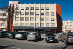 Respublikinės Kauno ligoninės padalinys persikėlė į naują vietą